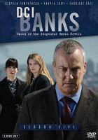 Cover image for DCI Banks. Season five