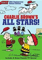 Cover image for Charlie Brown's all-stars!