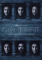 Cover image for Game of thrones. The complete sixth season