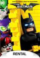 Cover image for The LEGO Batman movie