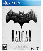 Cover image for Batman : the Telltale series.