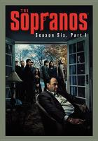 Cover image for The Sopranos. Season six, part 1