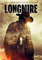 Cover image for Longmire. The complete fifth season.