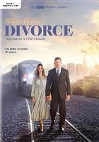 Cover image for Divorce. The complete first season