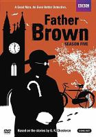 Cover image for Father Brown. Season five