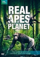 Cover image for Real apes of the planet