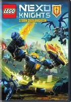 Cover image for LEGO Nexo Knights. Season three, Storm over Knighton