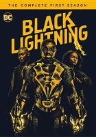 Cover image for Black Lightning. The complete first season