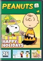 Cover image for Peanuts. Happy holidays.