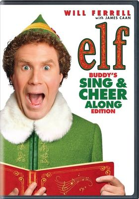 Cover image for Elf : Buddy's sing & cheer along edition