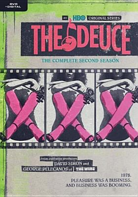 Cover image for The deuce. The complete second season