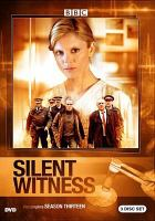 Cover image for Silent witness. The complete season thirteen