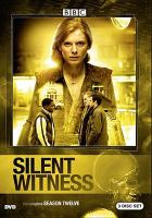 Cover image for Silent witness. The complete season twelve