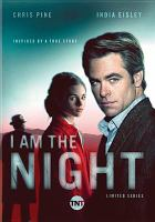 Cover image for I am the night