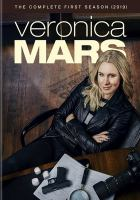 Cover image for Veronica Mars. The complete first season (2019)