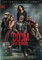 Cover image for Doom Patrol Season 1