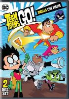 Cover image for Teen Titans go!. Season 5, part 2, Smells like magic