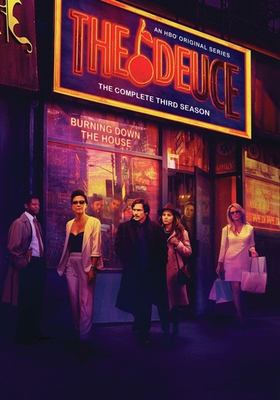 Cover image for The deuce. The complete third season.
