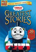 Cover image for Thomas & friends. The greatest stories