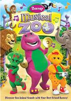 Cover image for Barney. Musical zoo