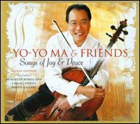 Cover image for Songs of joy & peace