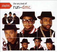 Cover image for Playlist. The very best of Run-D.M.C.