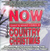 Cover image for Now that's what I call a country Christmas.