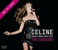 Cover image for Taking chances world tour : the concert