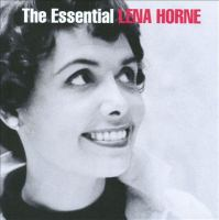 Cover image for The essential Lena Horne [the RCA years].