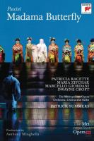 Cover image for Madama Butterfly