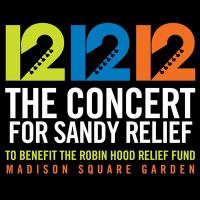 Cover image for 12-12-12 : the concert for Sandy relief.