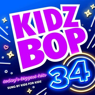 Cover image for Kidz bop. 34