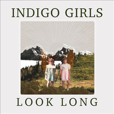 Cover image for Look Long (CD)