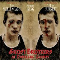 Cover image for Ghost brothers of Darkland County