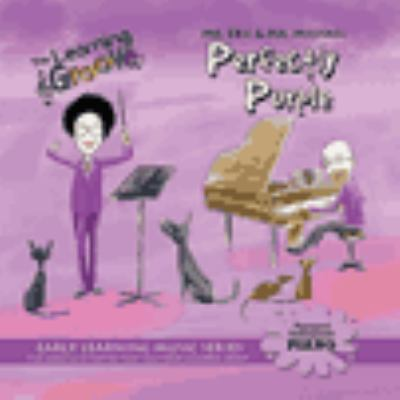 Cover image for Perfectly purple