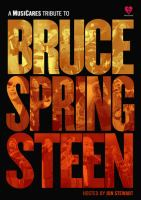 Cover image for A tribute to Bruce Springsteen