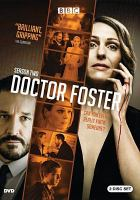Cover image for Doctor Foster. Season two