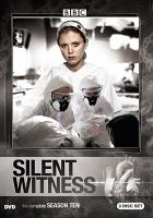 Cover image for Silent witness. The complete season ten