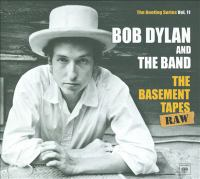 Cover image for The basement tapes raw