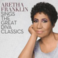 Cover image for Aretha Franklin sings the great diva classics