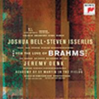 Cover image for For the love of Brahms.