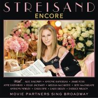 Cover image for Encore : movie partners sing Broadway