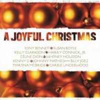 Cover image for A joyful Christmas.