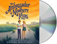 Cover image for The ambassador of Nowhere, Texas