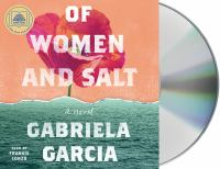 Cover image for Of Women and Salt (CD)