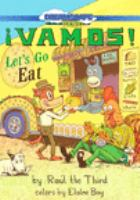 Cover image for ¡Vamos! let's go eat