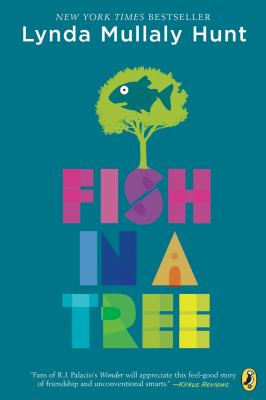 Cover image for Fish in a tree