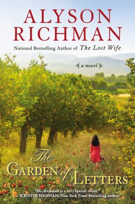 Cover image for The garden of letters : a novel