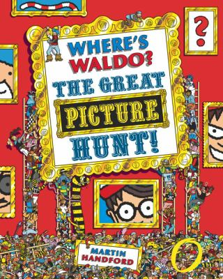 Where's Waldo? The great picture hunt! by Martin Hanford