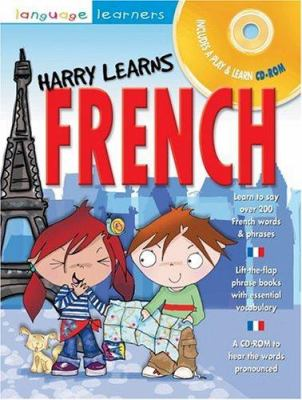 Harry learns French by Sue Finnie